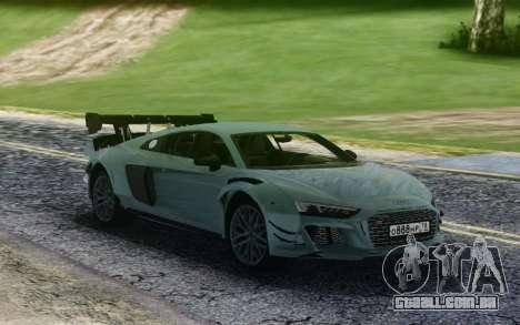 Audi R8 2019 para GTA San Andreas