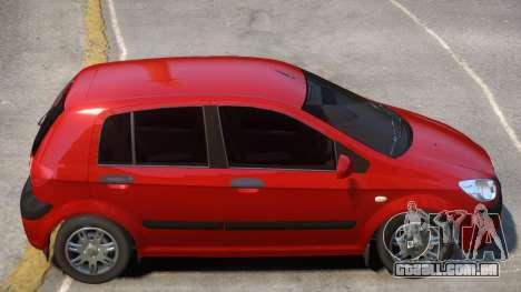Hyundai Getz V2 para GTA 4