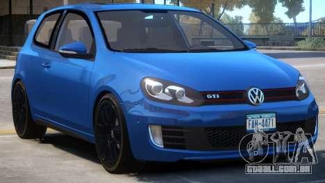 Volkswagen Golf R2 para GTA 4
