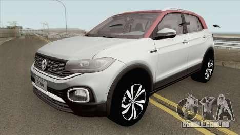 Volkswagen T-Cross 2019 para GTA San Andreas