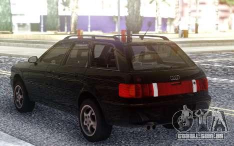 Audi RS2 Avant para GTA San Andreas