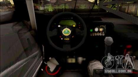 Lotus Evora GX 2012 para GTA San Andreas