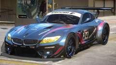 BMW Z4 GT3 PJ2 para GTA 4