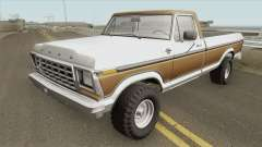 Ford F150 Ranger XLT 1978 para GTA San Andreas