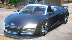 Audi R8 Spyder V2 para GTA 4