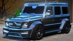 Mercedes Benz G7 Onyx