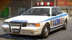 Vapid Stanier Police V2