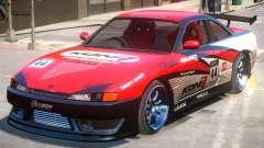 Nissan Silvia PJ2 para GTA 4