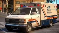 Ambulance North Tudor Medical Center