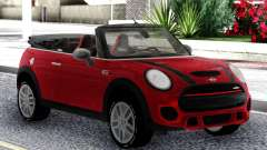 MINI John Cooper Works Convertible 2018 para GTA San Andreas