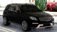 Mercedes-Benz ML Class 2013 Sport Black para GTA San Andreas