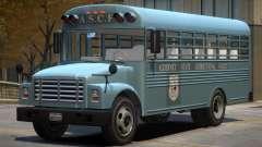 Vapid Prison Bus (Improved) V1.1
