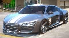 Audi R8 PJ3 para GTA 4