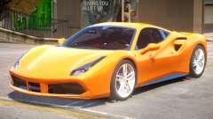 Ferrari 488 para GTA 4