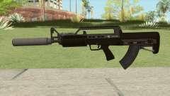 Bullpup Rifle (Two Upgrades V7) GTA V para GTA San Andreas