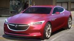 2016 Buick Avista Concept para GTA 4