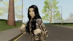 Tokyo Girl Re-Skinned HD (2X Resolution) para GTA San Andreas