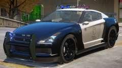 Annis Elegy RH8 Police V2 para GTA 4