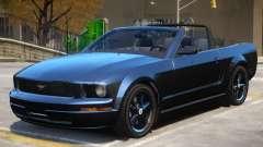 Ford Mustang Improved para GTA 4