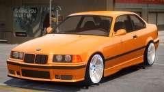 BMW M3 E36 V1.1 para GTA 4