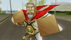 Uther V2 (Warcraft III RoC) para GTA San Andreas