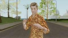 Ethan Winters (Batik Style) V1 para GTA San Andreas