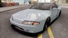 Nissan Skyline R32 1994 Rocket Bunny Pandem para GTA San Andreas