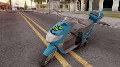 Suzuki Address 110 Custom