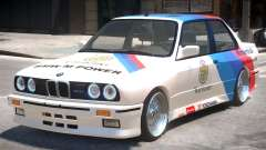 BMW M3 E30 Motorsport para GTA 4