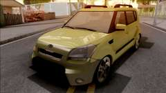Kia Soul 2011 para GTA San Andreas