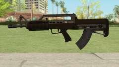 Bullpup Rifle (Base V1) GTA V para GTA San Andreas