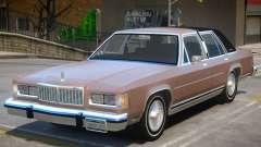 1996 Mercury Grand Marquis LS para GTA 4