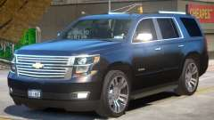 Chevrolet Tahoe V2 para GTA 4