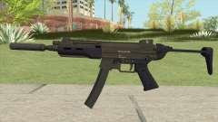 Hawk And Little SMG (With Silenced V3) GTA V para GTA San Andreas