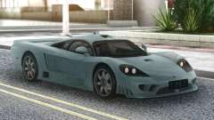 Saleen S7 2004 Grey para GTA San Andreas