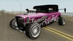 Modified Hot Rod para GTA San Andreas