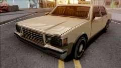 Declasse Brigham Classic para GTA San Andreas