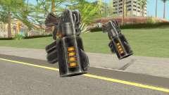 Strogg Blaster (QUAKE 2)