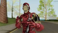 Iron Man 2 (Mark III Comic) V2 para GTA San Andreas