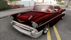 Chevrolet Bel Air 1957 Low para GTA San Andreas