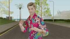 Ethan Winters (Batik Style) V4 para GTA San Andreas