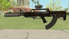 Bullpup Rifle (Complete Upgrade) GTA V