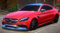 Mercedes Benz C63 Brabus V1