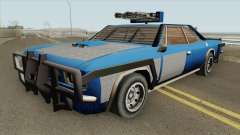 Weaponized Tampa GTA V (SA Style)