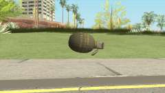 Grenade From GTA V para GTA San Andreas