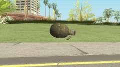 Grenade From GTA V para GTA San Andreas