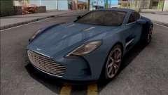 Aston Martin One-77 2012 para GTA San Andreas