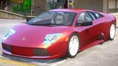 Lamborghini Murcielago V2 para GTA 4