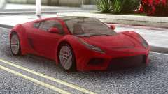 Saleen S5s Raptor 2010 Red para GTA San Andreas