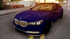 BMW 7 Series para GTA San Andreas